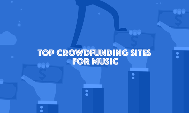 5 Top Crowdfunding Sites for Music - Music Fibre