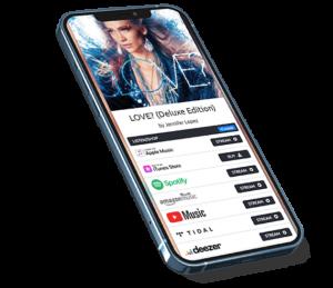 smart url created on Soundplate Clicks